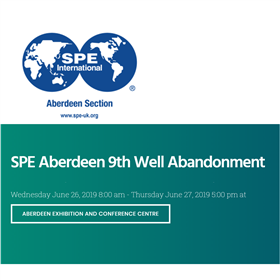 Astrimar to present at 9th SPE Well Abandonment Symposium